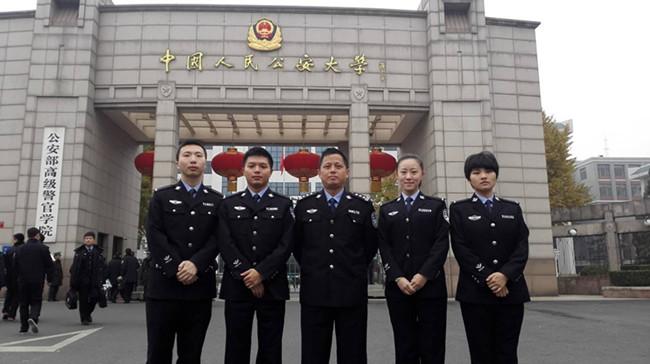 (河南警察学院)在新校区是不是学校的被子,还是和外边